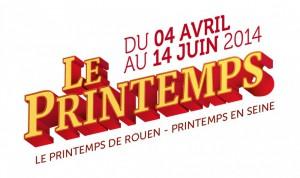 Logo le printemps de Rouen