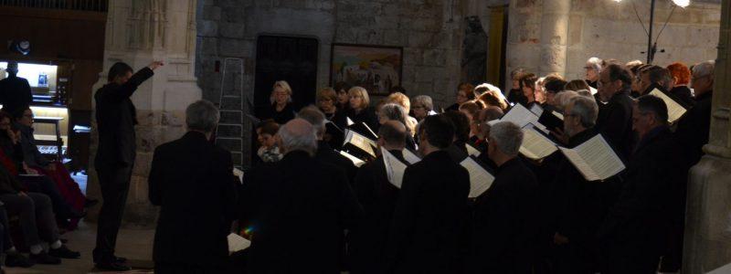 Auffay - mars 2019 - avec Vincent Bénard à l'orgue