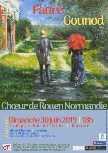 Concert Fauré et Gounod